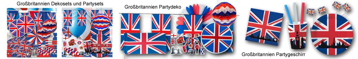 Großbritannien Banner