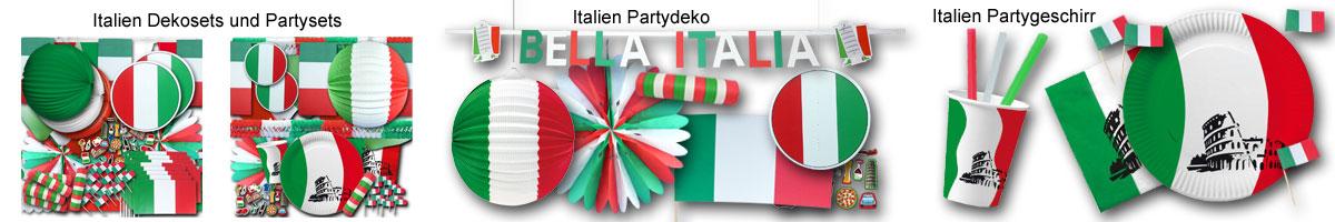 Italien Banner