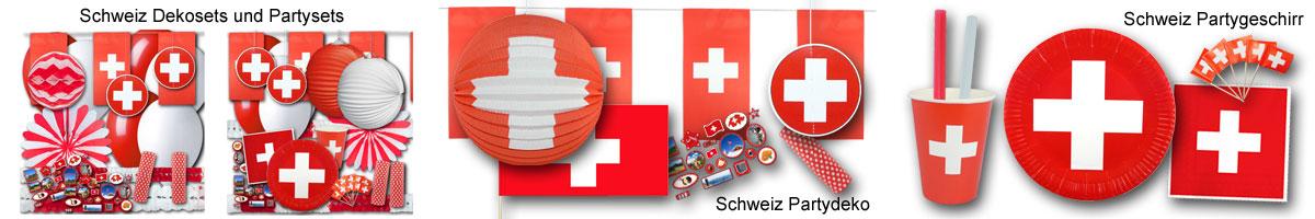Schweiz Banner