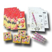 Minnie Mouse Partyspiele Set