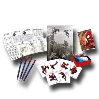 Spiderman Partyspiele Set
