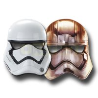 Star Wars Partymasken
