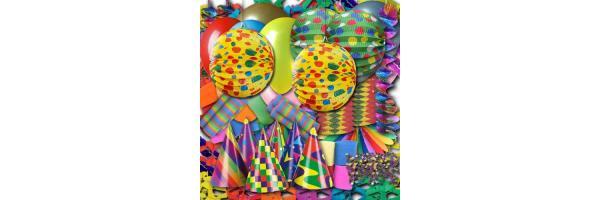 Faschingsdeko & Karnevalsdeko