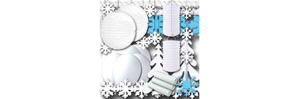 Winter & Schnee Partysets