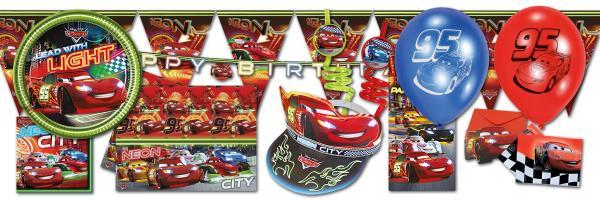 """Cars"" Party Kindergeburtstag"