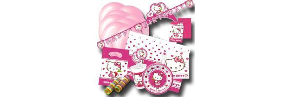 Hello-Kitty-Party-Kindergeburtstag