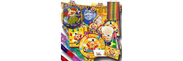 """""""Clowns"""" Party Kindergeburtstag"""