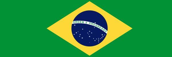 Brasilien Deko & Partygeschirr