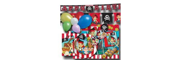 """""""Jake der Pirat"""" Party Kindergeburtstag"""