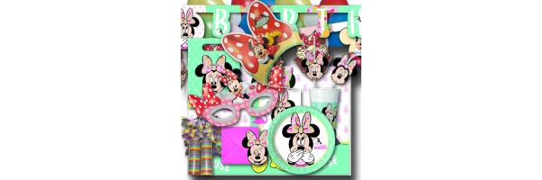 """Minnie Mouse"" Party Kindergeburtstag"