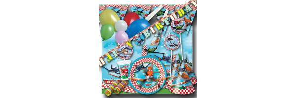 """Planes"" Party Kindergeburtstag"