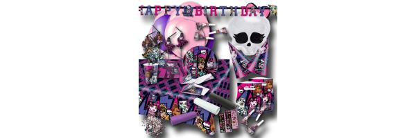 """Monster High"" Party Kindergeburtstag"