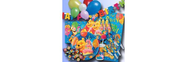"""Winnie Pooh"" Party Kindergeburtstag"