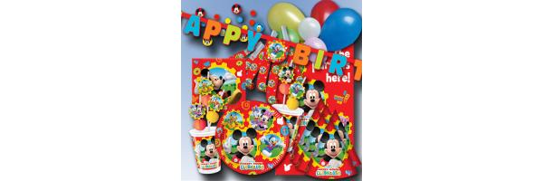 """Mickey Mouse"" Party Kindergeburtstag"