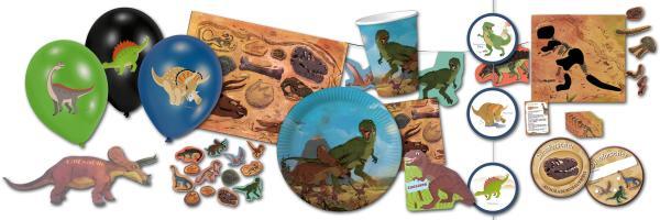 """""""Dinosaurier"""" Party Kindergeburtstag"""
