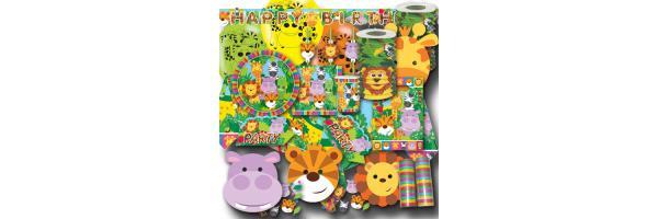 """""""Safari"""" Party Kindergeburtstag"""