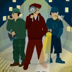 Kindergeburtstag Detektivparty Ideen