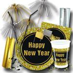 Partymotto Silvester & Neujahr Hintergrundinformationen