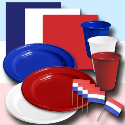 """""""Niederlande"""" Partygeschirrset BASIC"""