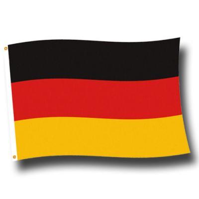 Schwarz Rot Gelbe Deutschland Flagge Zum Sparpreis