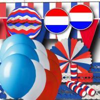 """""""Niederlande"""" Partydeko Grundausstattung"""