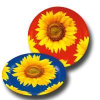 """""""Sonnenblumen"""" Partyteller"""