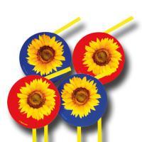 """""""Sonnenblumen"""" Trinkhalme"""