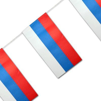 """Fahnenkette """"Russland"""""""