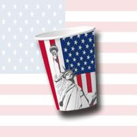 """USA"" Partybecher"