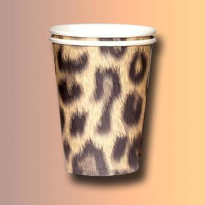 """""""Leopard"""" Partybecher"""