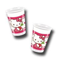 Hello Kitty Trinkbecher