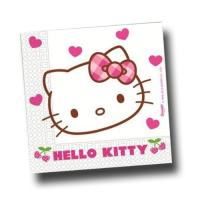 Hello Kitty Servietten