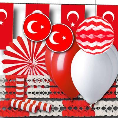 """Türkei"" Länderdekoset Grundausstattung"