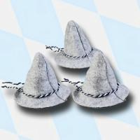 3 originelle Mini-Seppelhüte für eine zünftige...