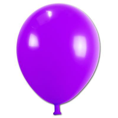 Luftballons lila (violett) für die passende Partydekoration.