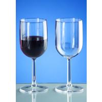 Hochwertiges Weinglas aus Kunststoff bei ordeno.eu - Deko...
