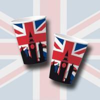 """""""Großbritannien"""" Partybecher"""