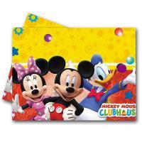 Tischtuch mit Motiven von Mickey Maus und seinen Freunden...