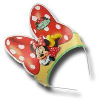 """Minnie Mouse"" Kindergeburtstag Haarreifen | 6..."