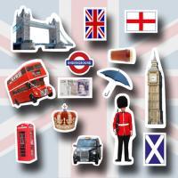 """""""Großbritannien"""" Riesenkonfetti"""