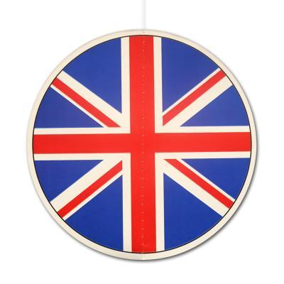 """""""Großbritannien"""" Dekohänger rund 13,5 cm DM"""