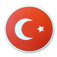 """""""Türkei"""" Dekohänger rund 13,5 cm DM"""