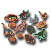 Tischdeko Dinosaurier Motive