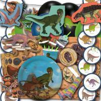 Dinosaurier Kindergeburtstag Partyset