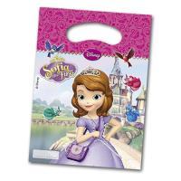6 Kindergeburtstag Partytaschen mit Sofia die Erste...