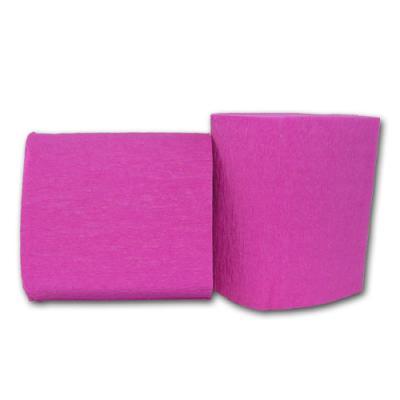 Partydeko Krepp-Papier pink