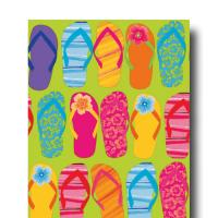 "Beachparty Tischtuch ""FlipFlop"""