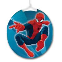 1 Lampion für den Kindergeburtstag mit Partymotto Spiderman