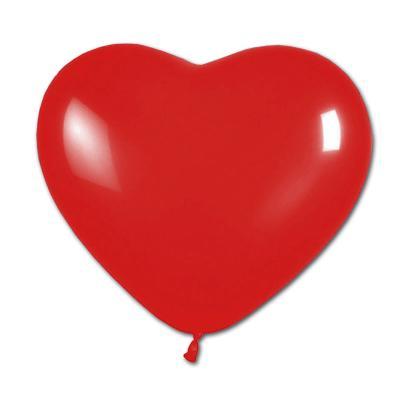 """""""Rote Herzen"""" Luftballons"""