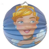"""1 Geburtstagsdeko """"Prinzessin"""" Lampion mit Cinderella und..."""